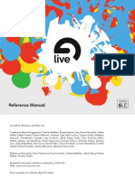 Ableton Live 6 Le Manual En