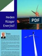 Neden Rüzgar Enerjisi