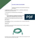 Instalacion y Estructura de Redes