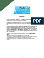 PCSX2 Readme 0.9.8
