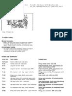FIAT Fault Codes 0338