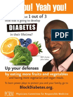 Block Diabetes / John Salley