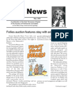 May 2005 Spot News