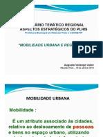 Mobilidade Urb Regional