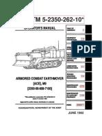 TM-5-2350-262-10 M9 ACE
