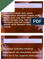 kepimpinan-091031085442-phpapp02
