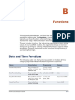 DataStage Functions