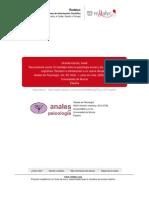 Israel Grande-García - Neurociencia social. El maridaje entre la psicología social y las ciencias congnitivas. Revisión e introducción a una nueva disciplina