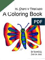 Butterflies, Stars, & Teacups