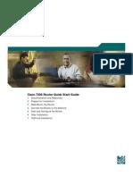Cisco 7206 Qs Guide