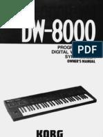 DW-8000_Manual