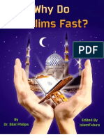 Why Do Muslims Fast