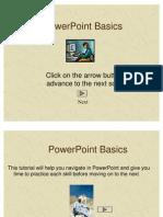 Power Point Basics