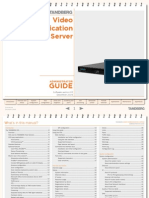 TANDBERG VCS Administrator Guide (X5)
