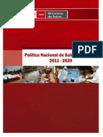 POLITICA-DIGESA-MINSA