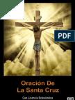 Oracion de La Santa Cruz