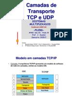 4 Camada Transporte Tcp Udp