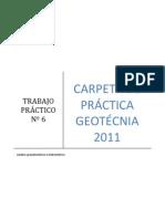TPL 06 Análisis granulométrico
