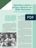 Agricultura Urbana e Segurança Alimentar em Belo Horizonte - cultivando uma cidade sustentável