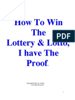 How to Win the Lottery