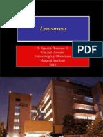 Vulva y Leucorreas