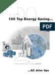 100 Top Energy Saving Tips
