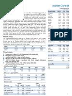 Market Outlook 25th July 2011