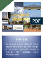 Biomass Gassfier Presentation