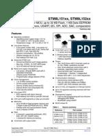 STM8L152_DS