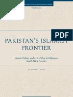Pakistan's Islamist Frontier,Khyber PukhtoonKhwa