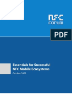NFC Forum Mobile NFC Ecosystem White Paper