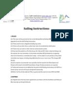 SIs-SailX Team Racing World Championship