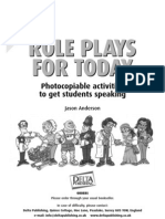Role Plays Download Able Pages