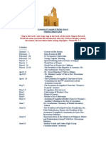 Ministry Report 2010