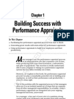 Builiding Success With Performance Appraisal