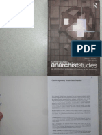 Contemporary Anarchist Studies - Reader