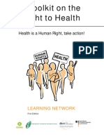Toolkit on Right to Health