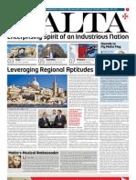 Malta Enterprising Spirit of an Industrious Nation