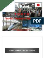 Japan Tokyo Traffic Transit Transport