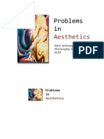 Problems in Aesthetics