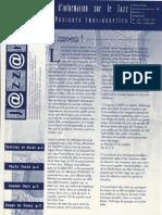 JAZZAROUND N°01 1995