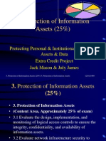 Protection of Information Assets