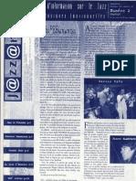 JAZZAROUND N°02 1995