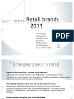 Top Retail Brands Final
