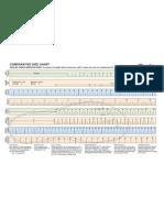 Size Chart Printable