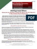 Battleground Blues