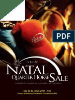 Natal Quarter Horse