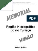 REGIÃO HIDROGRAFICA DO RIO TURIAÇU
