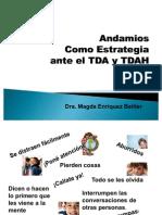 Andamios Como Estrategia ante el TDA y el TDAH
