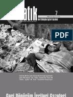 Katık Geri Dönüşüm İşçileri Gazetesi - Sayı 7